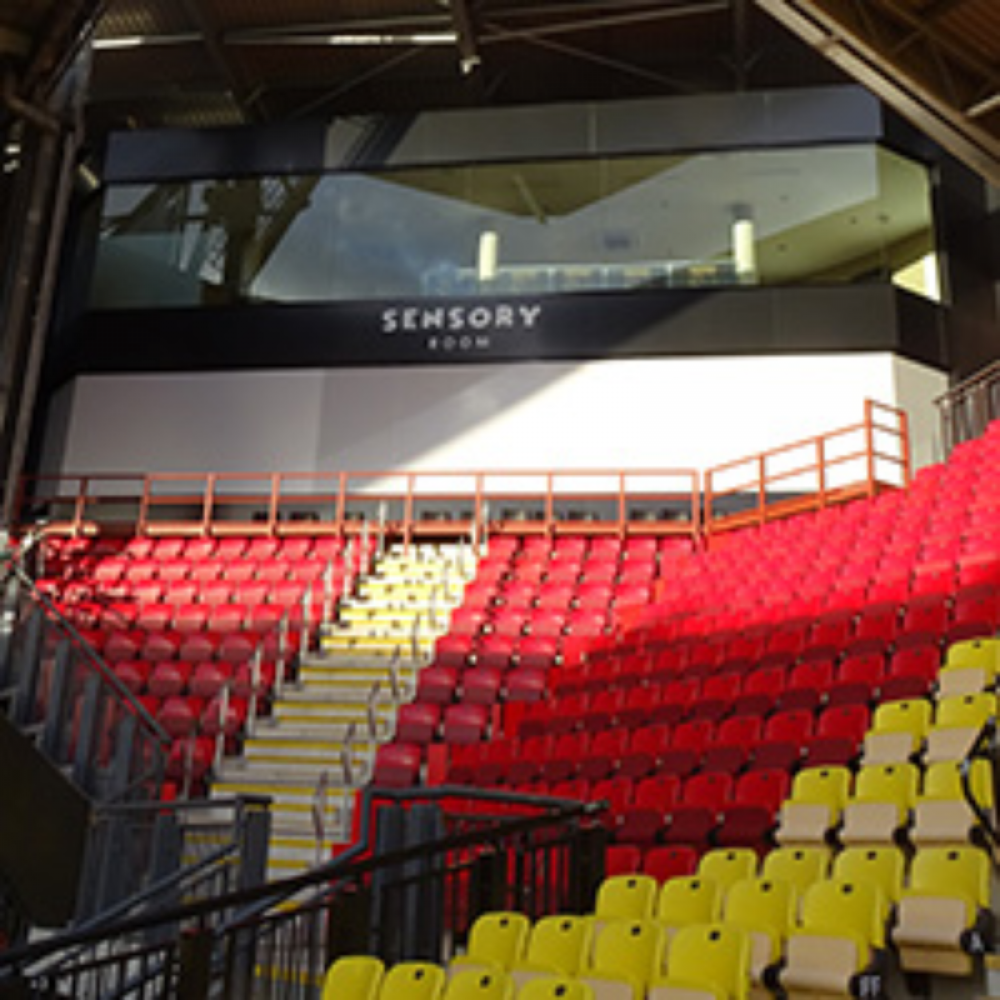 Watford FC Score Sensory First with Experia